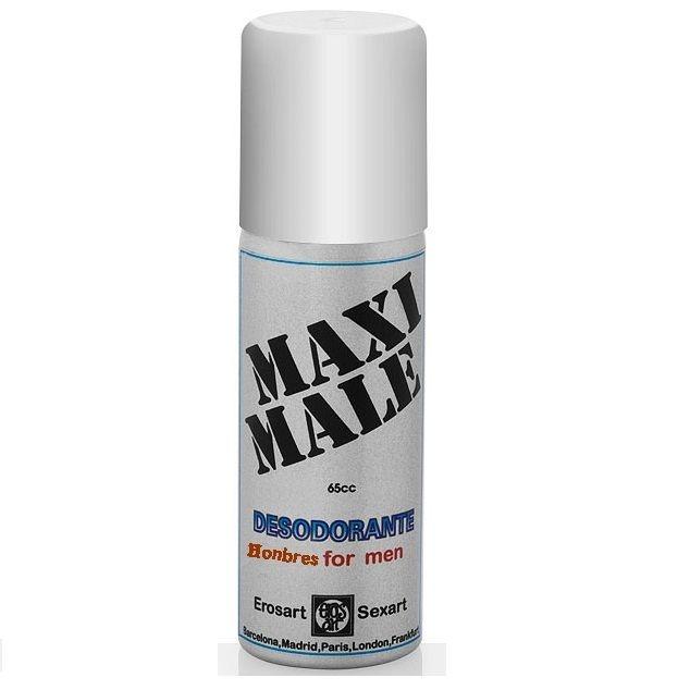 Desodorante Intimo Hombre con Feromonas 60cc 1