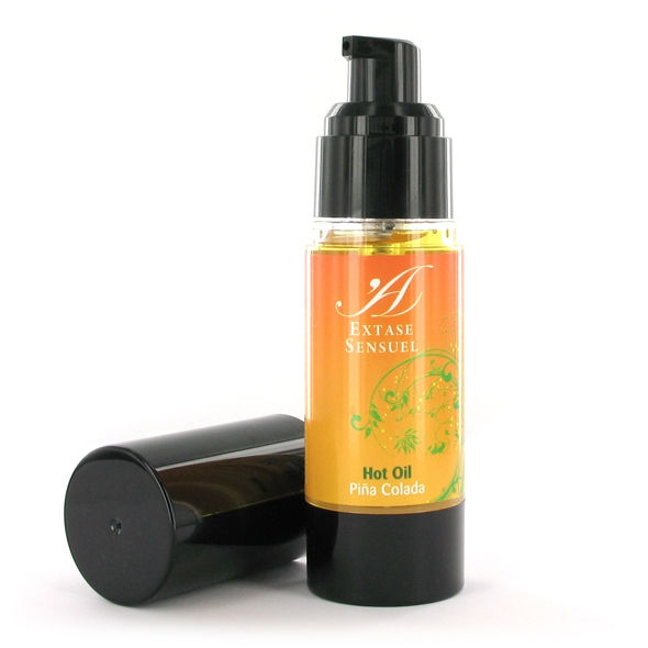 Extase Sensuel Aceite Estimulante Piña Colada 1
