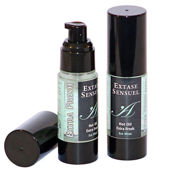 Extase Sensuel Aceite de Masaje Efecto Extra Fresh Hielo 1