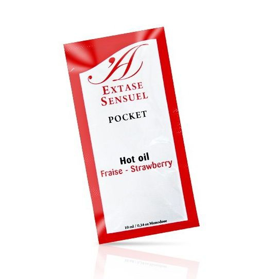 Extase Sensuel Aceite Estimulante Fresa 2