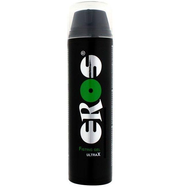 Gel Lubricante Superdeslizante Fisting 200 ml Eros 1