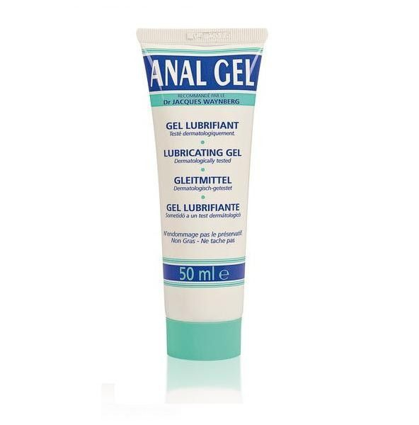 Gel Anal Lubrix 50ml 1