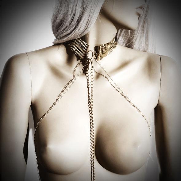 Désir Métallique Collar Metálico Bijoux 2