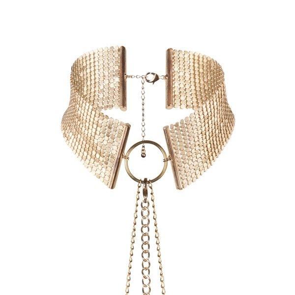 Désir Métallique Collar Metálico Bijoux 3