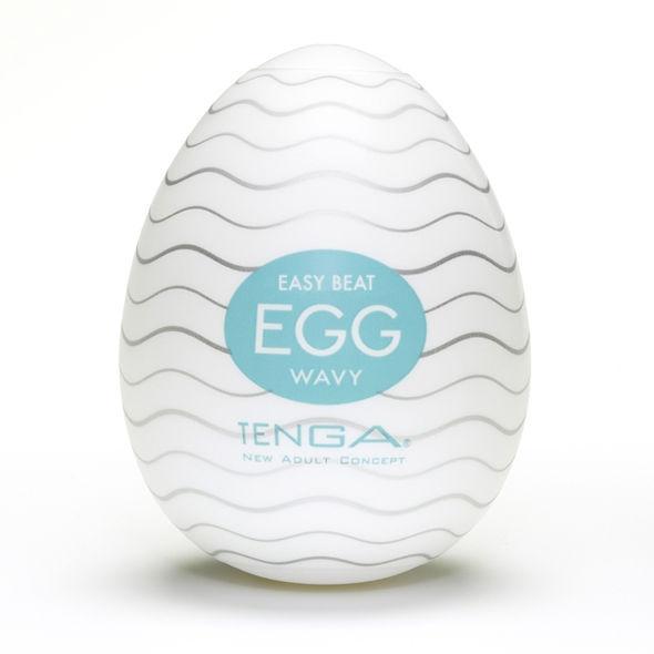 Tenga Egg Pack 6 Wavy Easy Ona-Cap 2
