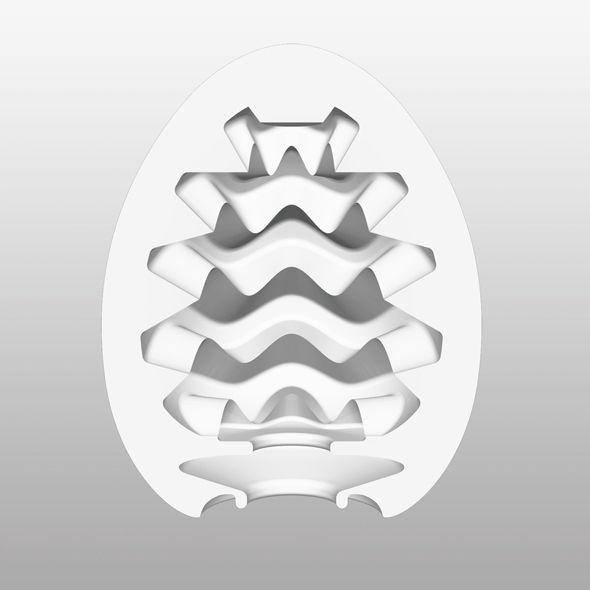 Tenga Egg Pack 6 Wavy Easy Ona-Cap 4
