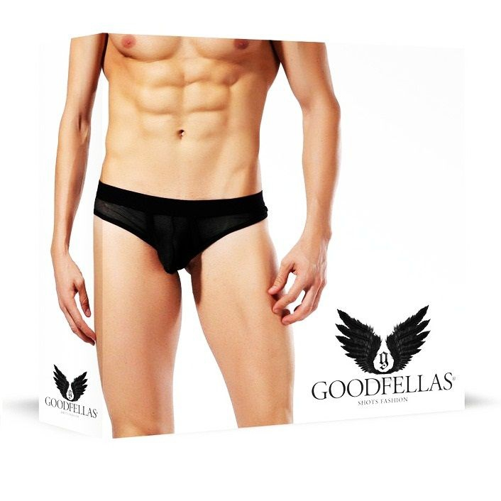 Goodfellas Tanga Negro 4