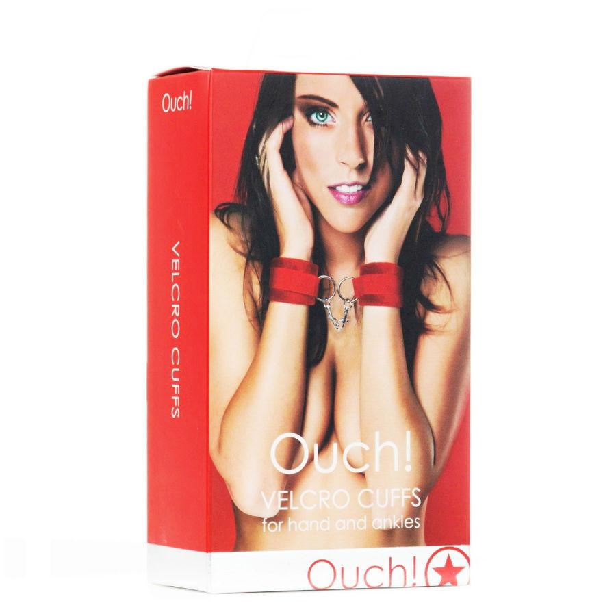 Ouch Velcro Esposas 1