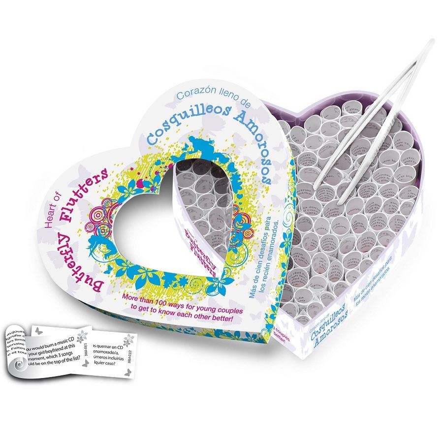 Corazón Lleno de Cosquilleos Amorosos 1