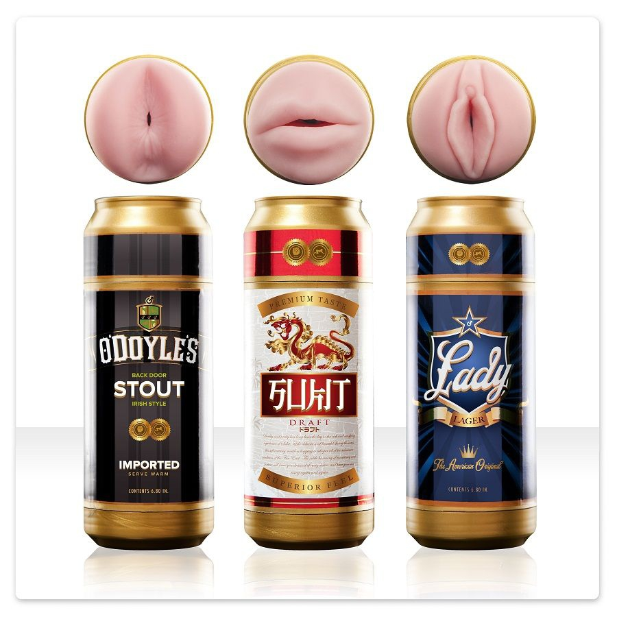 Fleshlight Sex In a Can O´doyle´s Stout Ano 1