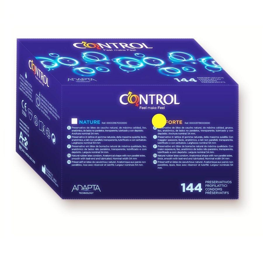 Control Adapta Forte Caja 144 Uds 1