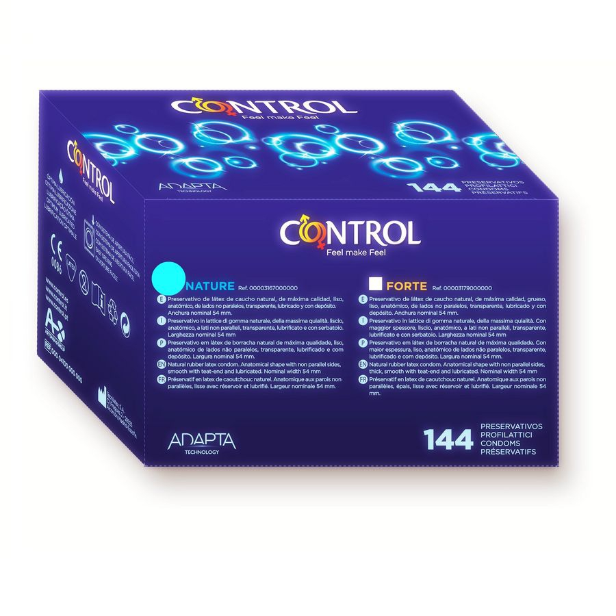 Control Adapta Nature 144 Uds 1