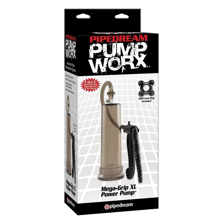 Pump Worx Bomba de Succion Mega-Grip XL 1