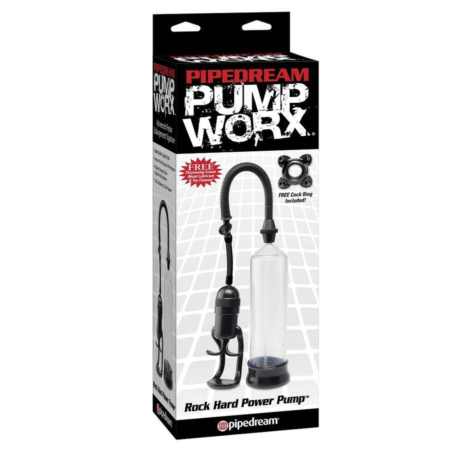 Pump Worx Bomba de Succion Rock Hard 1