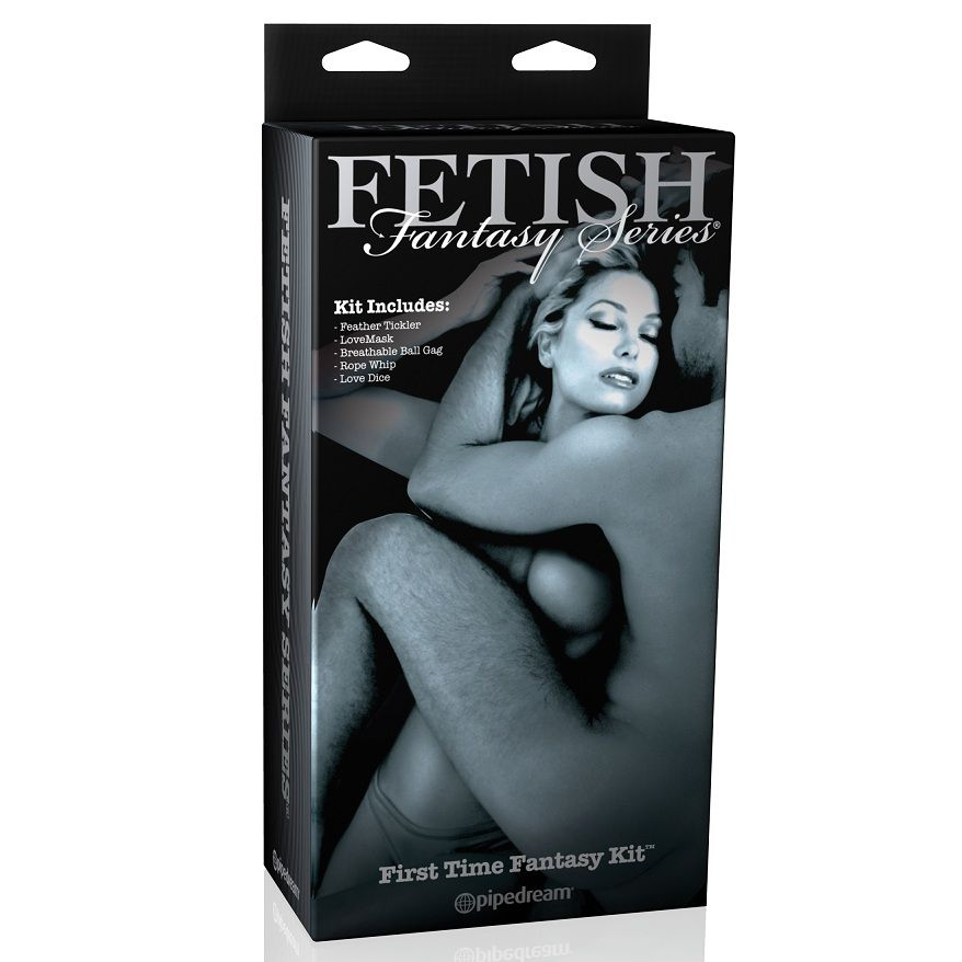 Fetish Fantasy Edicion Limitada First Time Fantasy Kit 1