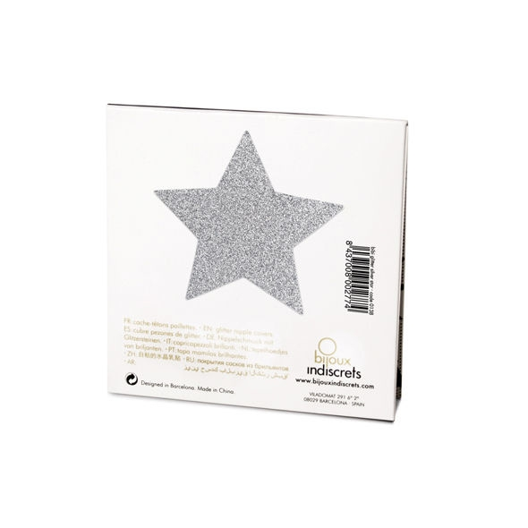 Pezoneras Estrella Bijoux 3