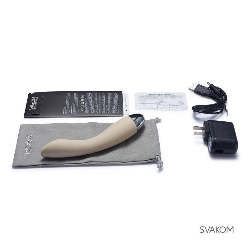 Vibrador Amy Svakom 2