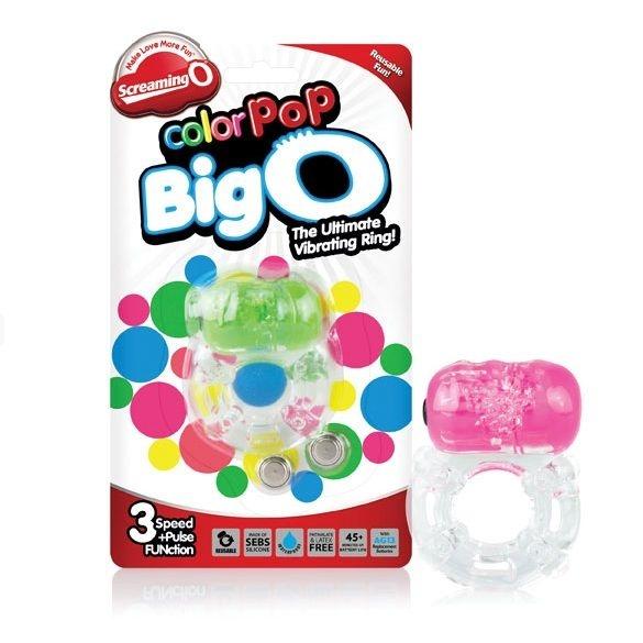 Screaming O Color Pop Big O 3