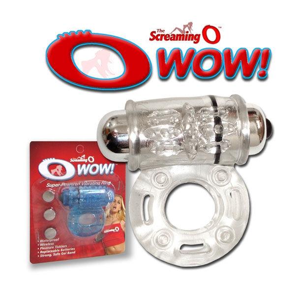 Screaming O Wow Ring 2
