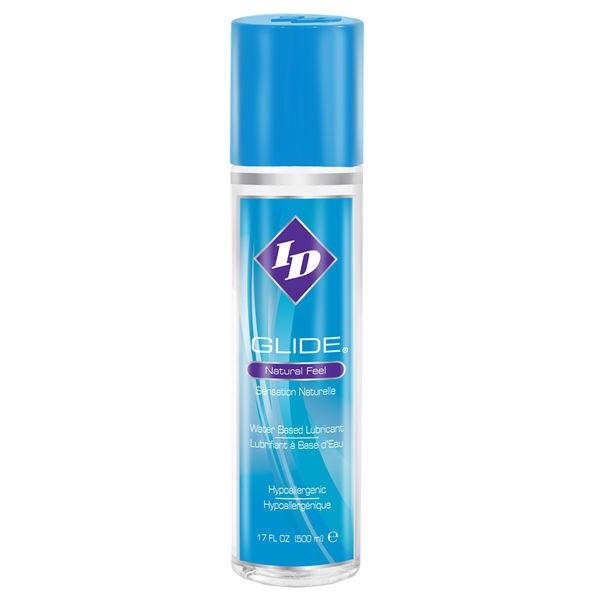 Id Lubricante Base Agua 500 ml 1