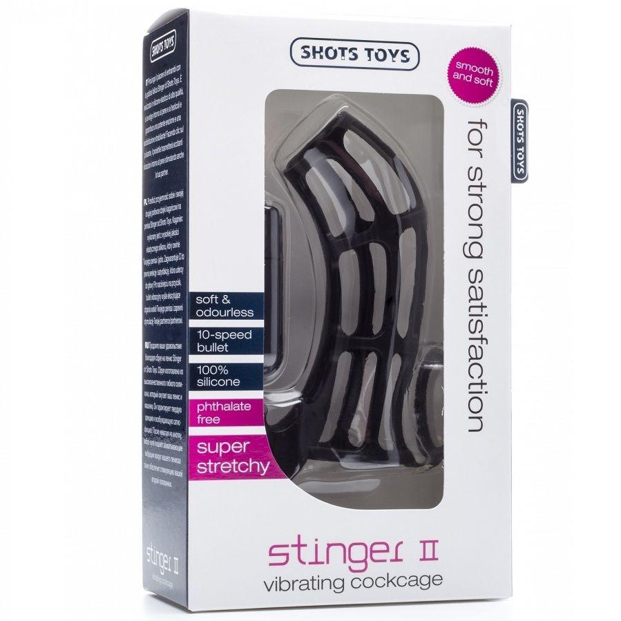 Shots Stinger II Funda Pene 1
