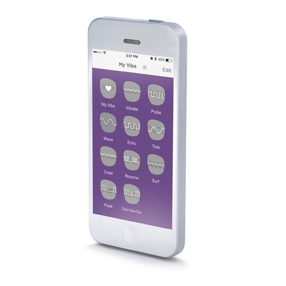 We-Vibe 4 Plus Vibrador App y Control Remoto 4