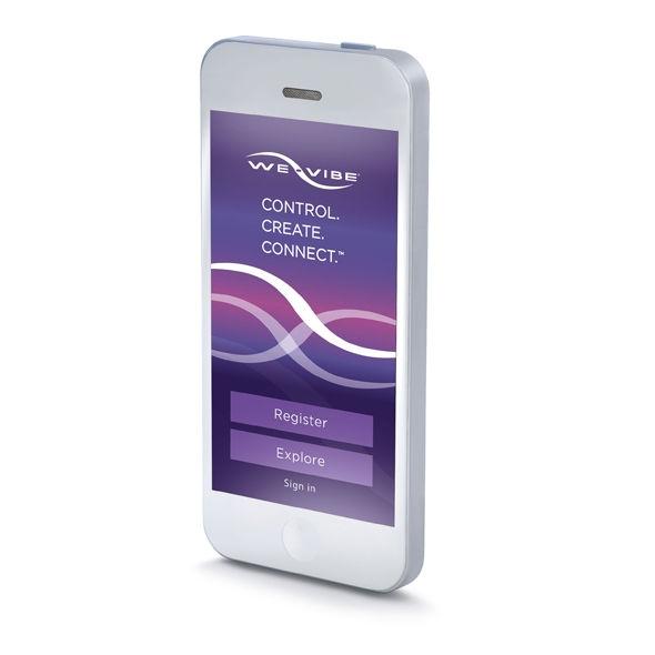 We-Vibe 4 Plus Vibrador App y Control Remoto 5