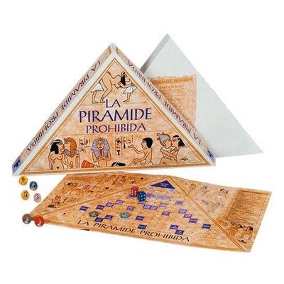 Juego Erotico la Piramide Prohibida 1