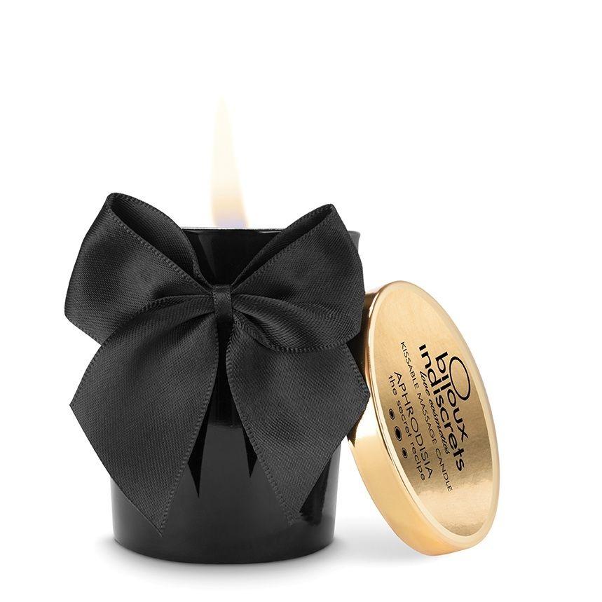 Vela Masaje Perfumada con Afrodisia Bijoux 1