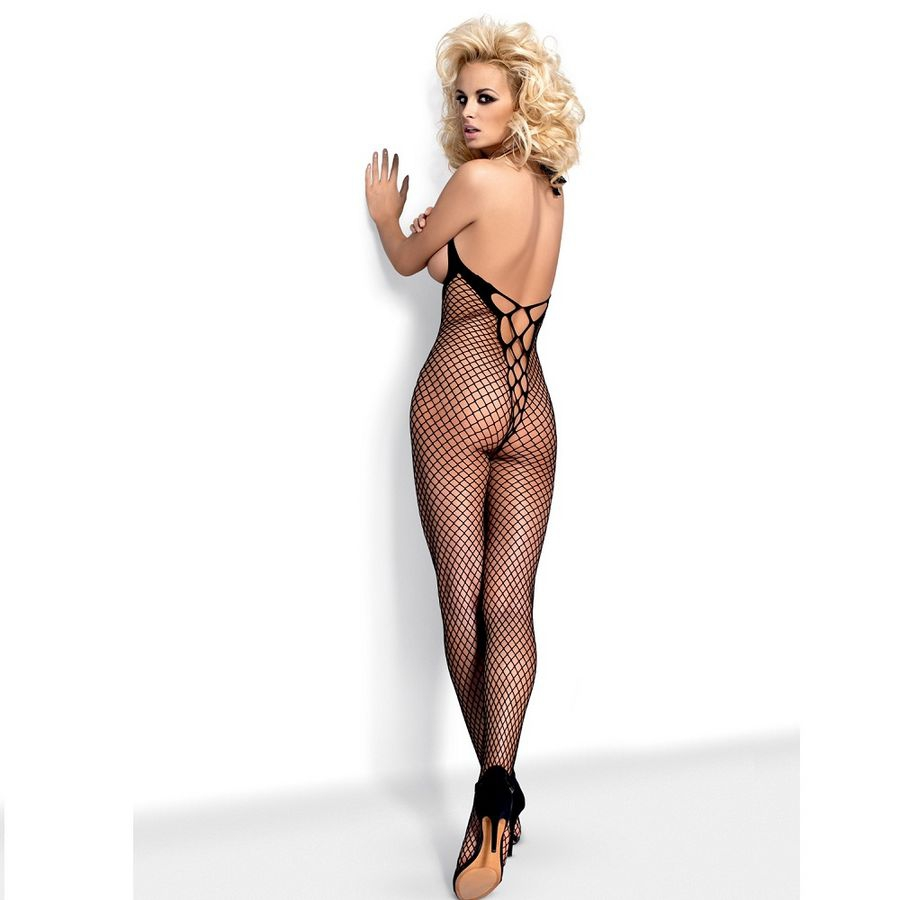 Obsessive Bodystocking Black N106  2