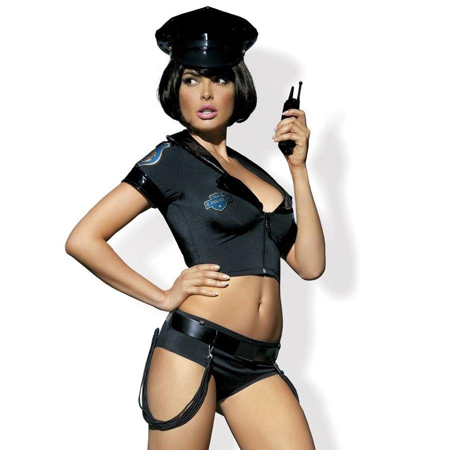 Obsessive Disfraz Police Set S/M 1