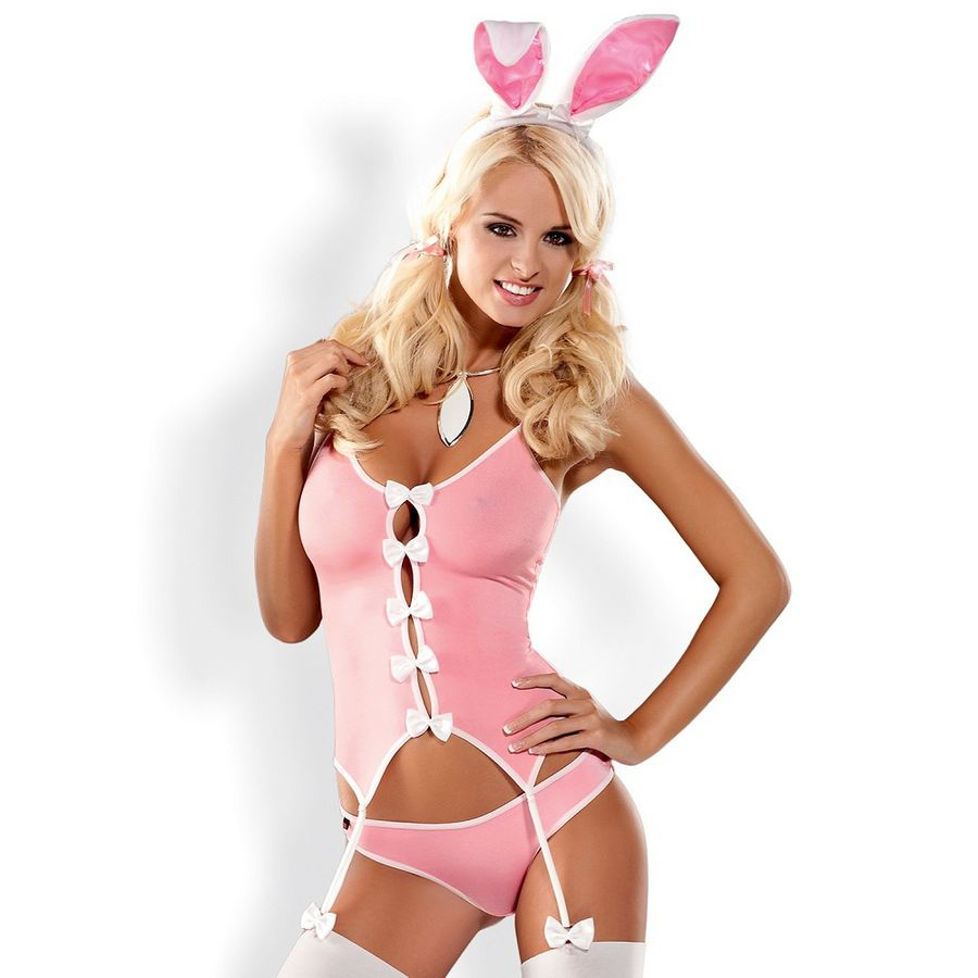 Obsessive Disfraz Conejita Bunny Suit  1