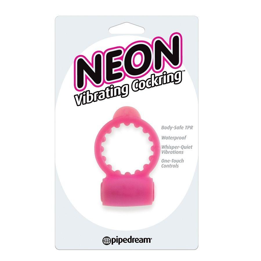 Anillo Vibrador para el Pene Neon 1