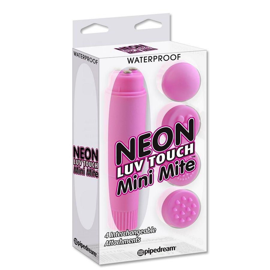 Neon Luv Touch Mini Masajeador 1