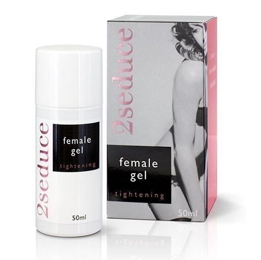 2seduce Crema de Estrechamiento Vaginal 1