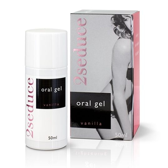 2seduce Gel Oral Vanilla 1