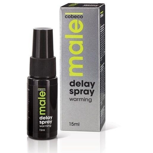 Male Spray Efecto Calor para el Hombre 1