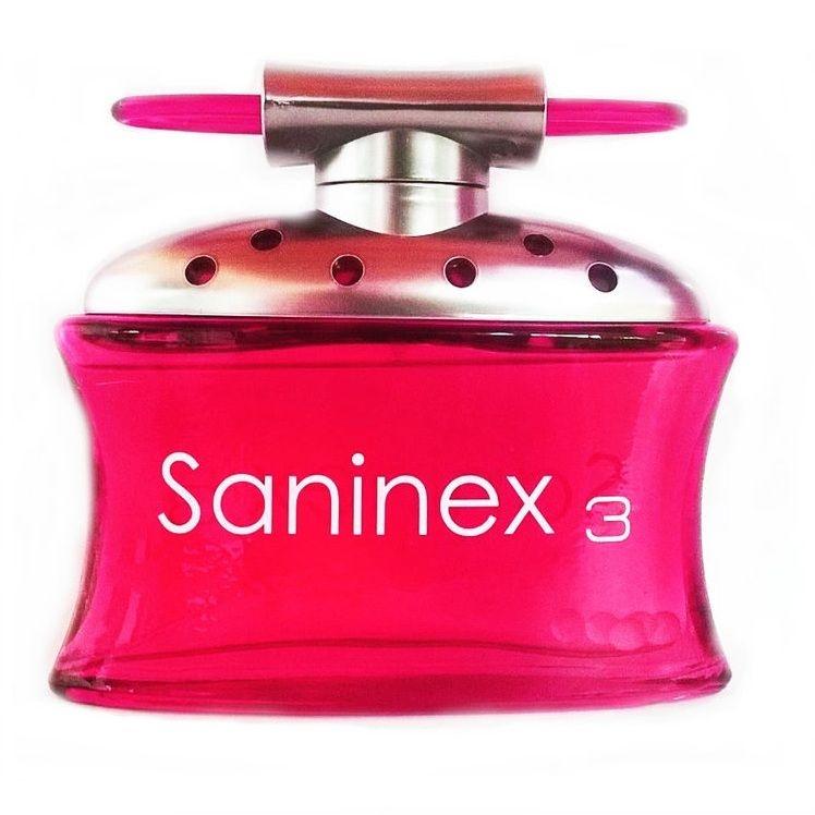 Saninex 3 Perfume Feromonas Unisex 100ml 1