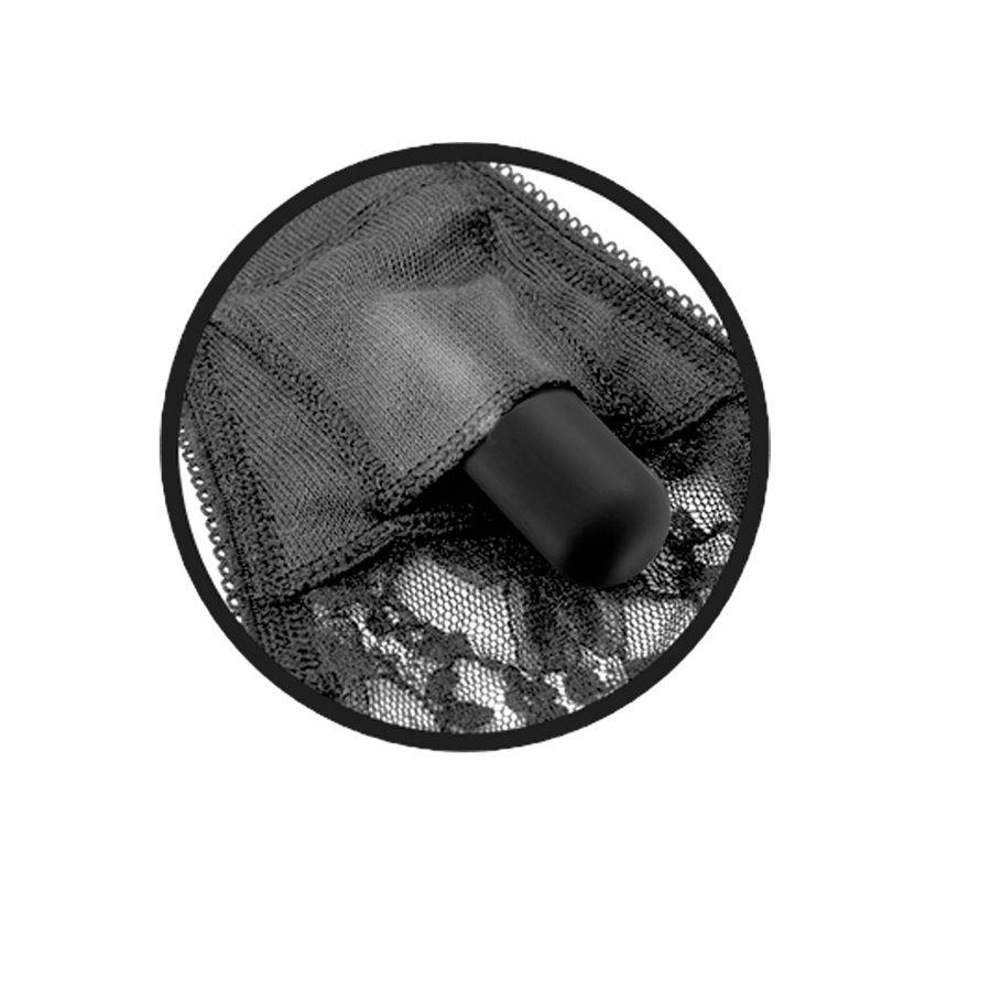 Fetish Fantasy Edicion Limitada Tanga Vibrador Remoto Plus 6