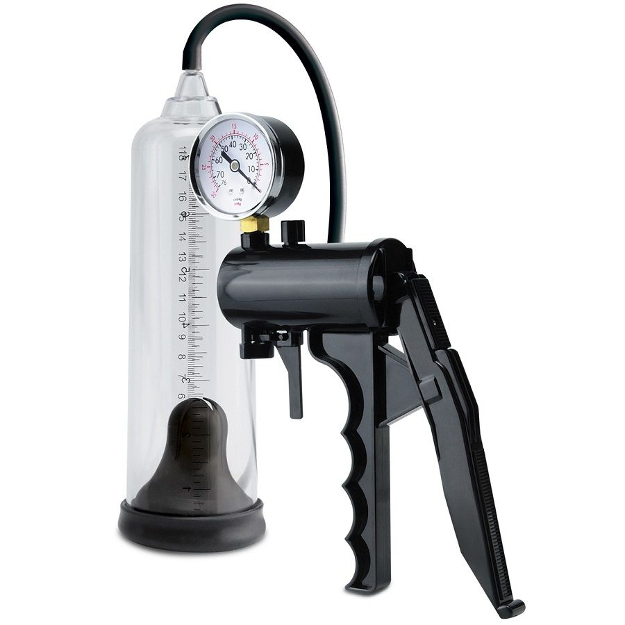 Pump Worx Bomba de Ereccion Maxima Precision 4