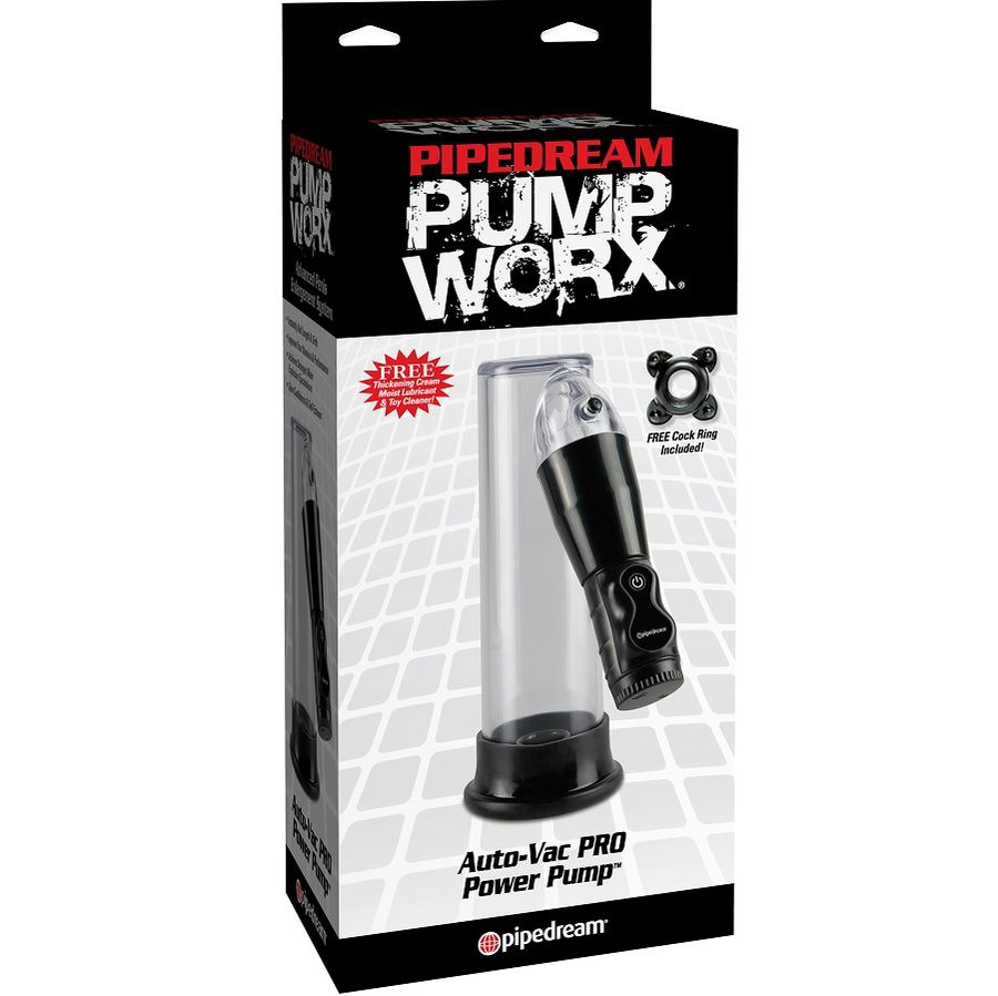 Pump Worx Bomba de Ereccion Super Prieta 4