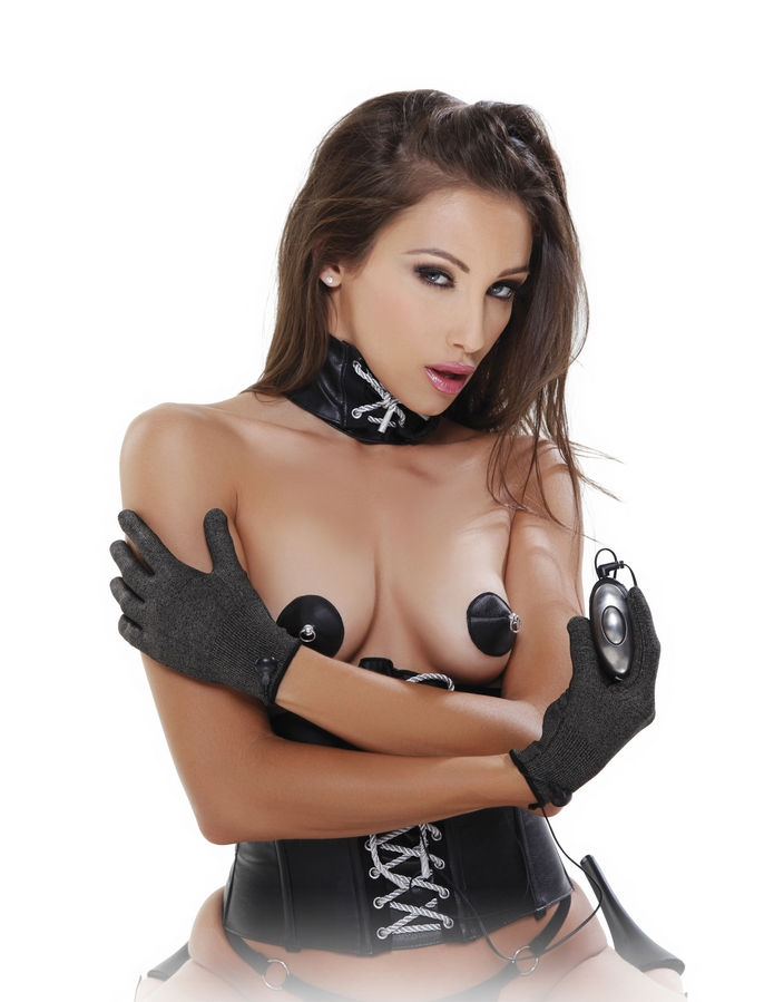 Fetish Fantasy Shock Therapy Guantes 2