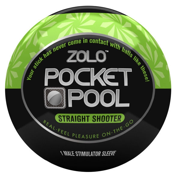 Zolo Pocket Pool Pack 6 Unidades 4