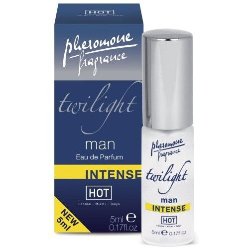 Perfume con Feromonas Twilight Man Intenso 5ml 1