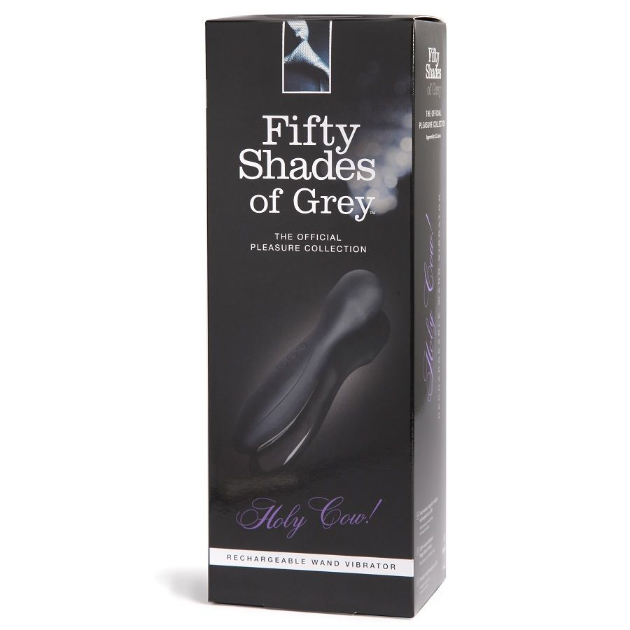 Holy Vibrador Recargable Fifty Shades Of Grey 6