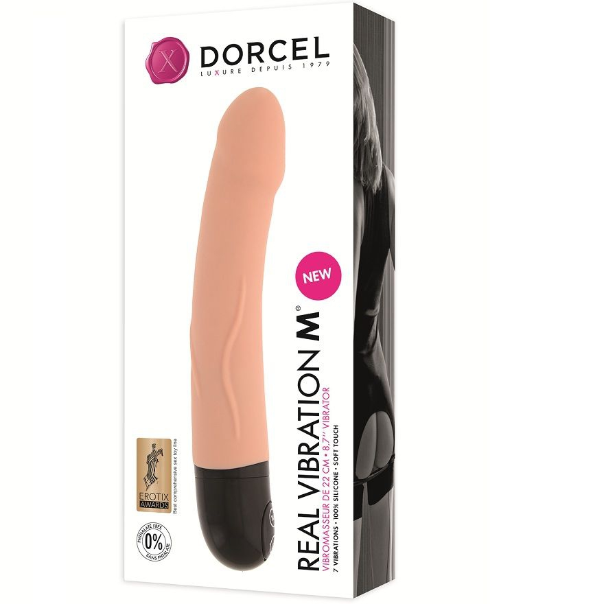 Dorcel Real Vibration M 1