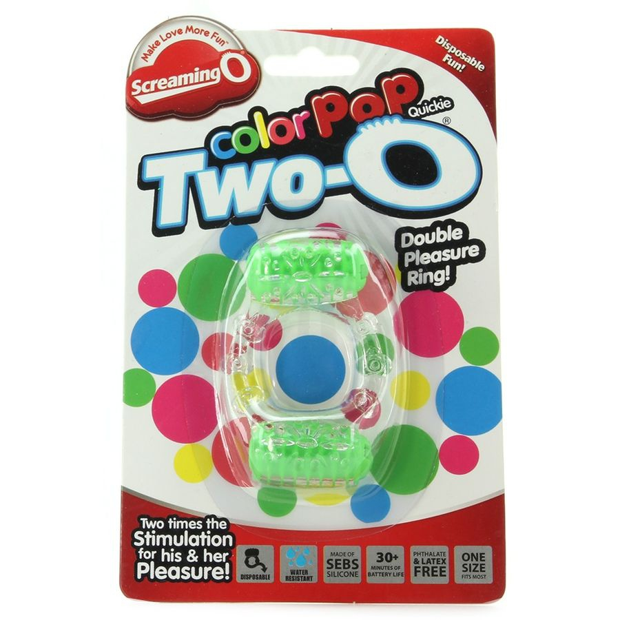 Screaming O Color Pop Two-O Anillo 5
