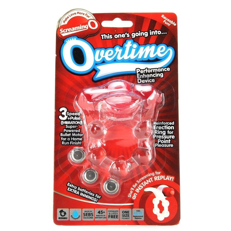 Screaming O Overtime Anillo 5