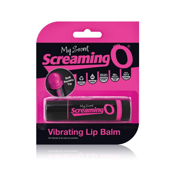 The Screaming O Bálsamo Labial Vibrador 4