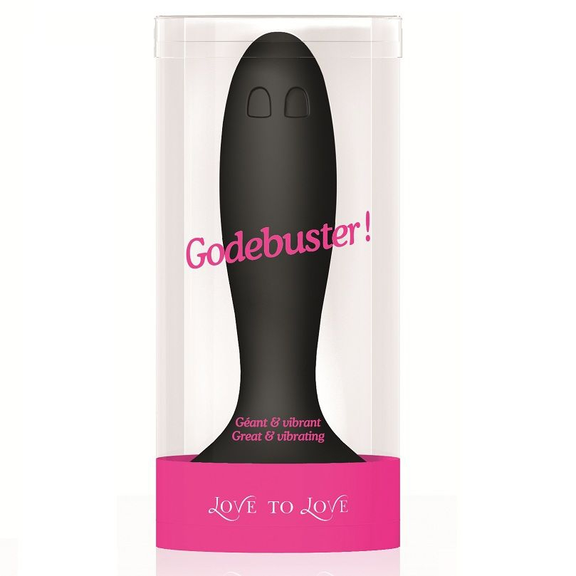Love To Love Godebuster Plug Anal 15.5 cm 2